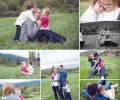Raye Law Photography portraits of Jenn Di Spirito and family