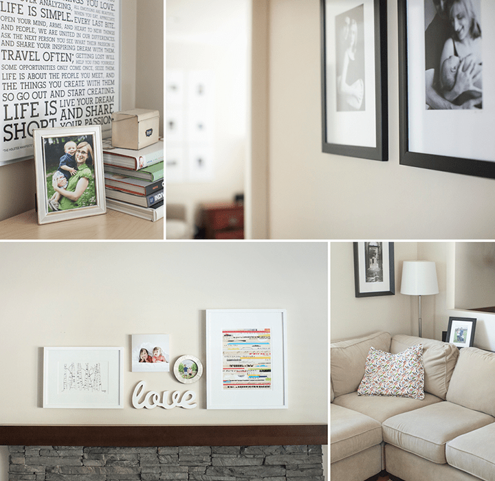 Why Display Family Photographs