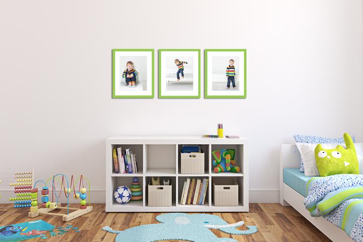 family photo frames bedroom