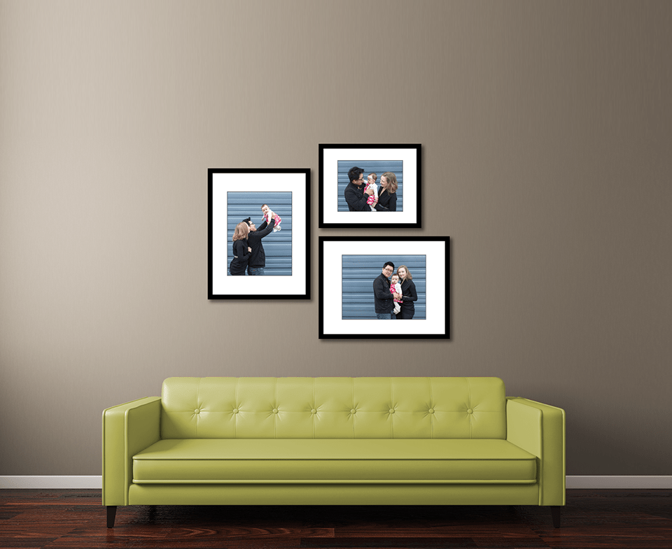 Photo Wall Gallery Ideas Jenn Di Spirito Photography