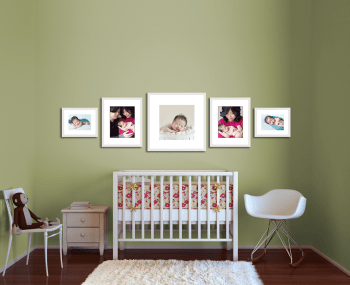 picture-frames-for-above-crib