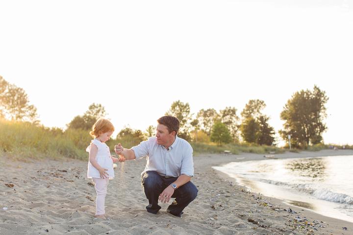 Jericho beach family photography
