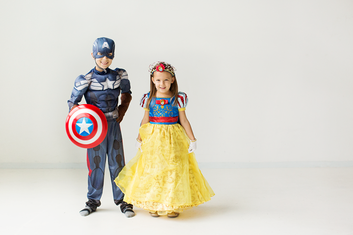 happy halloween captain america snow white costume