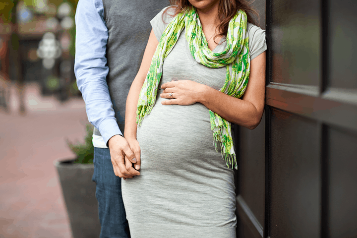 My Biggest Regret When I Was Pregnant? The Maternity Photographs.
