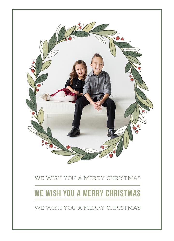 Merry Christmas from Vancouver family photographer Jenn Di Spirito