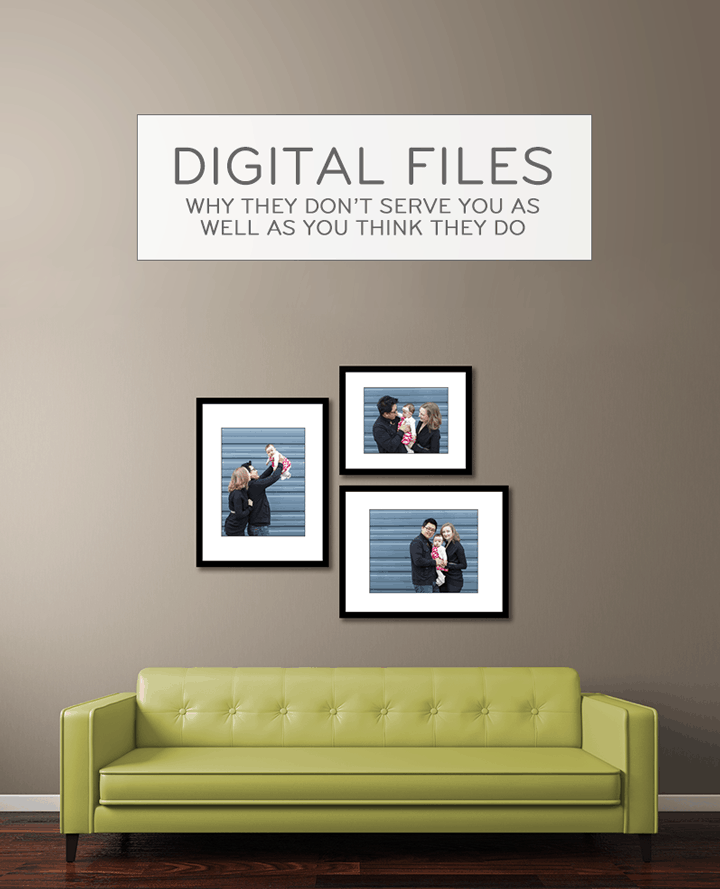 Digital Files - Why They Don't Serve You As Well As You Think They Do