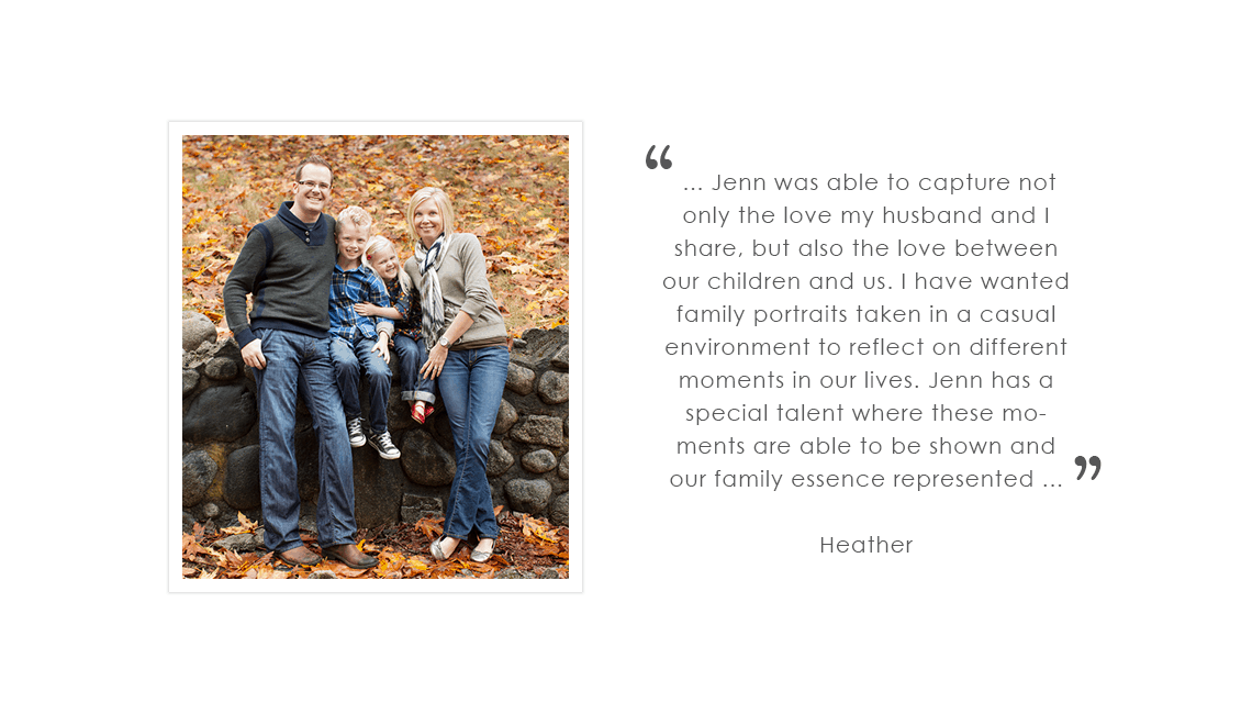 Vancouver photography reviews outdoor family
