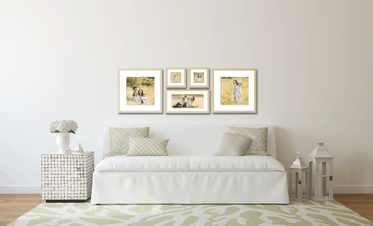 should family photographs be displayed in your home?