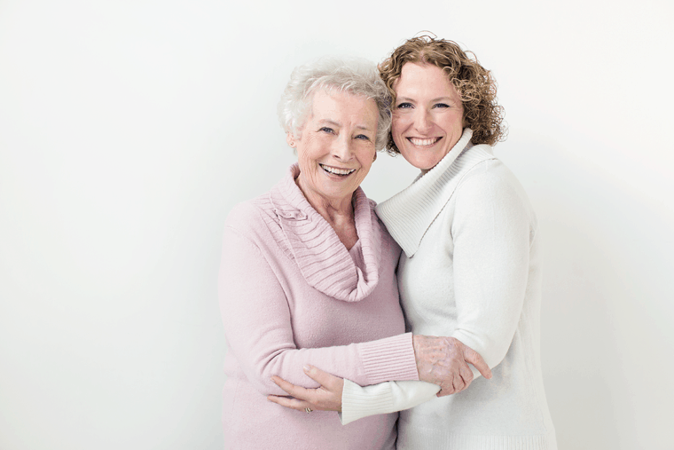 a portrait with your mother | why you need a portrait with your mama today