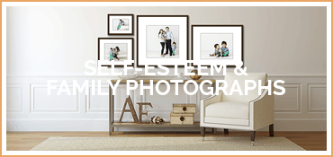 Vancouver family photographer self-esteem and family photos