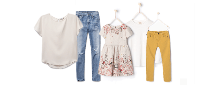 what to wear for family photos mom and kids