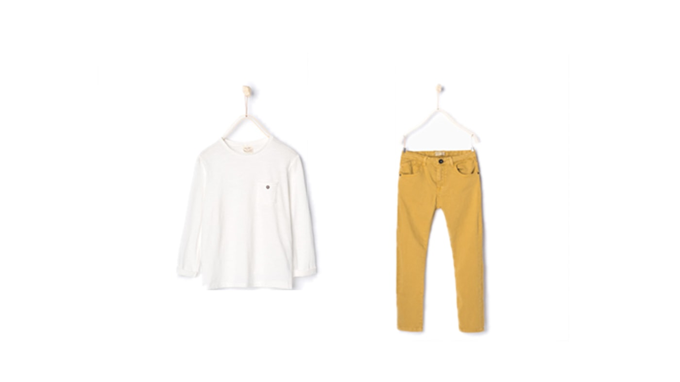 what to wear for family photos Zara boy
