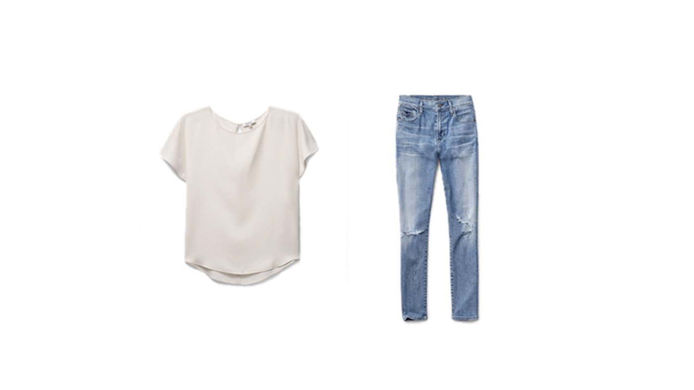 what to wear for family photos Aritzia