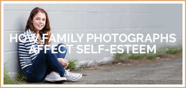 Vancouver family photographer how family photos affect self-esteem