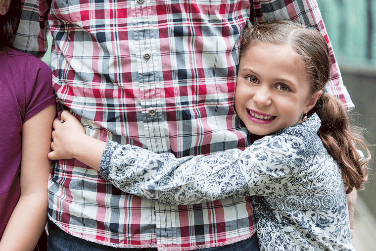 using family portraits to strengthen the parent-child bond