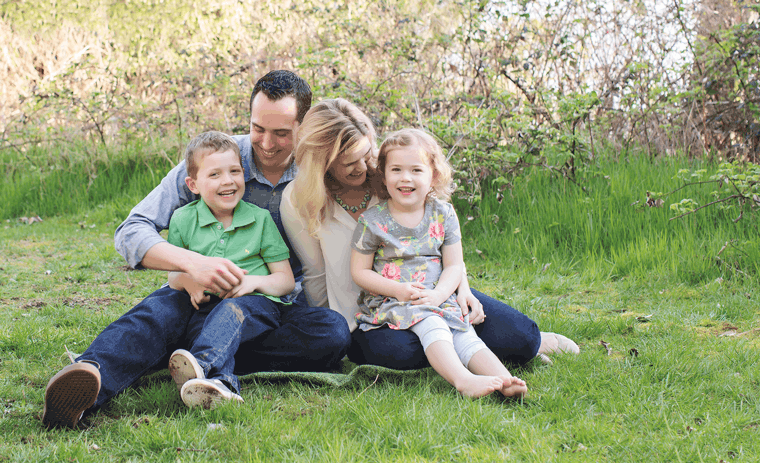 in celebration of mothers | holly's story | Vancouver photographer Jenn Di Spirito