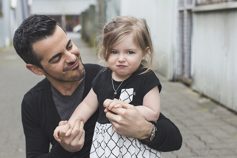 to all the dads | Vancouver photographer