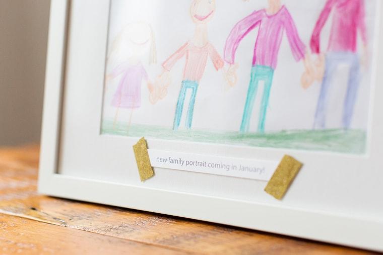 3 Ways to Gift Family Portraits This Christmas | Jenn Di Spirito Photography