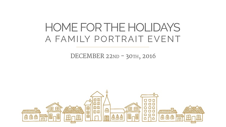 Home for the Holidays Vancouver 2016