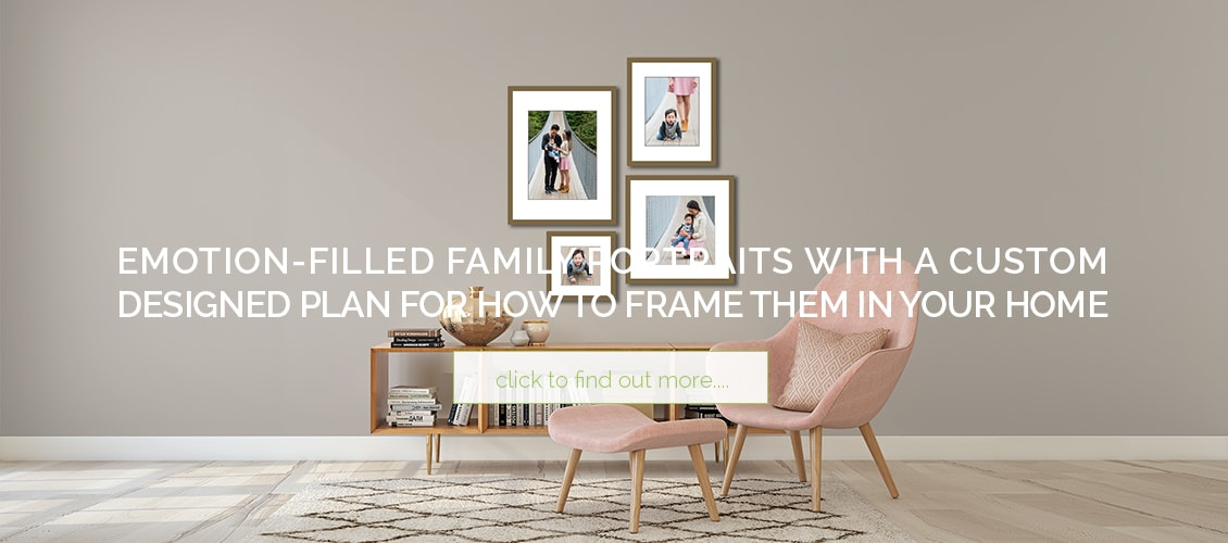 wall portraits by Vancouver family photographer Jenn Di Spirito