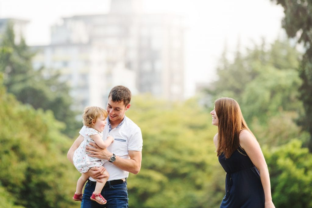Vancouver family photographer | Stanley Park session